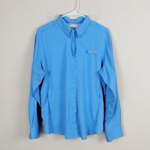 Columbia • Long Sleeve Camping Shirt